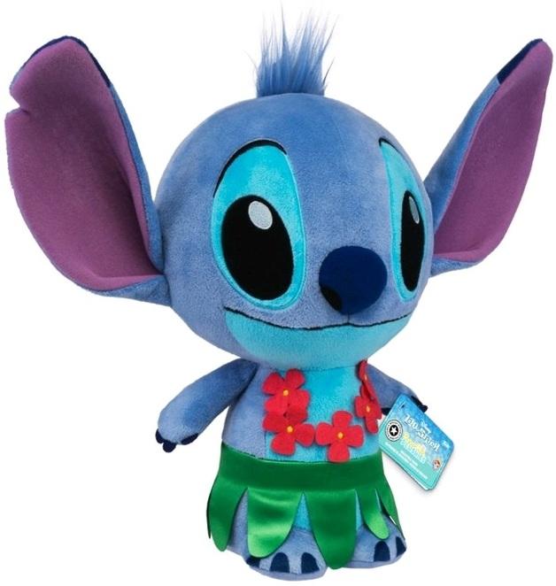 """Lilo and Stitch: Stitch (Luau) - 12"""" SuperCute Plush"""