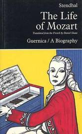 The Life of Mozart by Henri Beyle Stendhal image