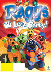 Raggs - Let's Party on DVD
