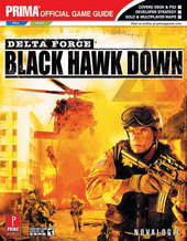 Delta Force: Black Hawk Down - Prima Official Guide for PlayStation 2