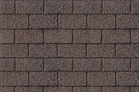 JTT Styrene Pattern Sheets Asphalt Shingle (2pk) - O Scale