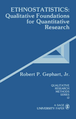 Ethnostatistics by Robert P. Gephart