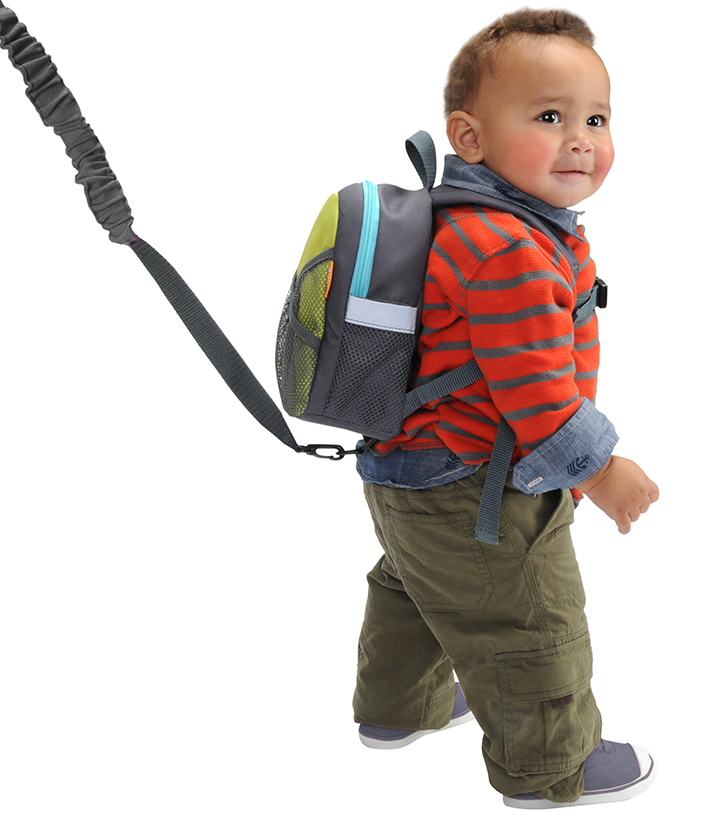 Brica By My Side Safety Harness Backpack Neutral Images