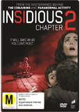 Insidious: Chapter 2 DVD