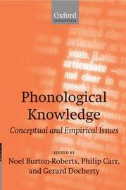 Phonological Knowledge image