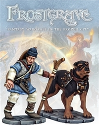 Frostgrave - Tracker & Warhound