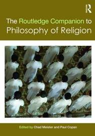 Routledge Companion to Philosophy of Religion image