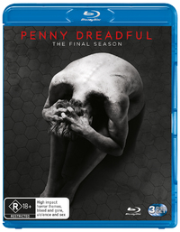 Penny Dreadful - Season 3 on Blu-ray