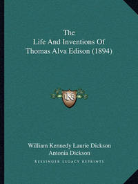 the life and inventions of thomas edison Everyone thinks of light bulbs when they hear thomas alva edison's name his creative genius, though, came through in his numerous other inventions, from the electrical power system and the.