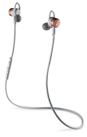 Plantronics BackBeat Go 3 Headset (Gray/Orange)