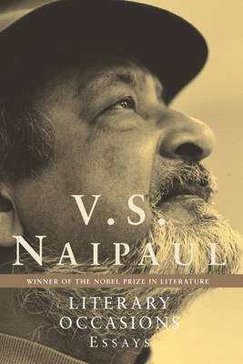 Literary Occasions by V.S. Naipaul image