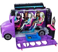 Monster High - Deluxe School Bus Playset