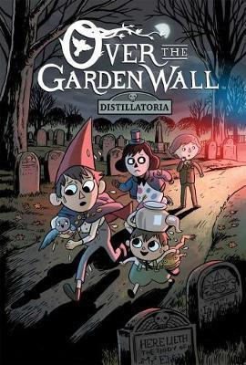 Over the Garden Wall: Distillatoria OGN 1 by Titan Comics