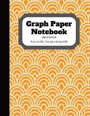 Graph Paper Notebook by Nadine Pitt image