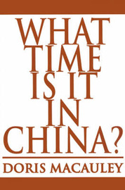 What Time is It in China? by Doris MacAuley image