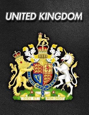 United Kingdom by Notebooks Journals Xlpress