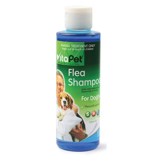 Vitapet: Flea Shampoo (250ml)
