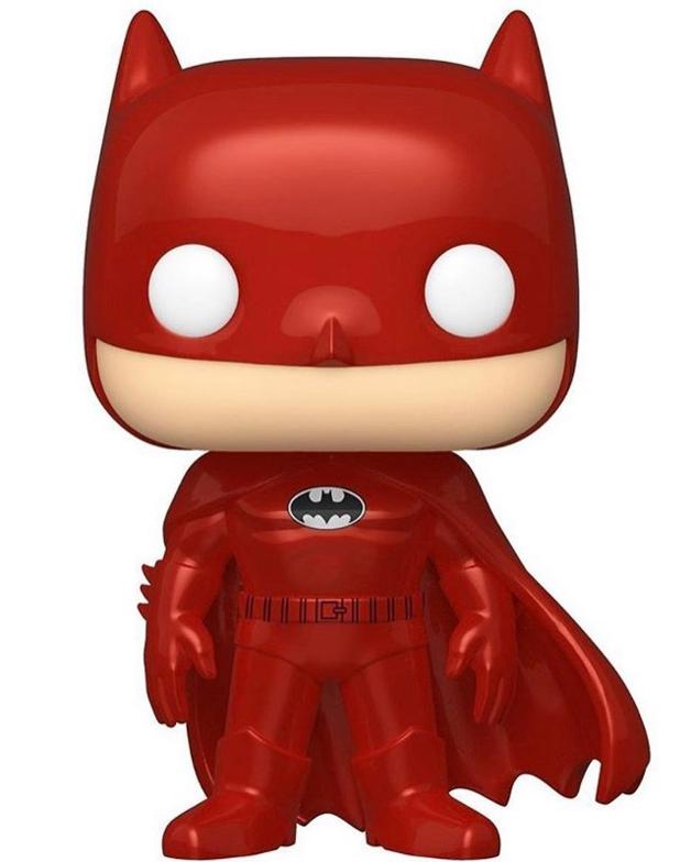 DC Comics: Batman (Metallic Red Suit) - Pop! Vinyl Figure