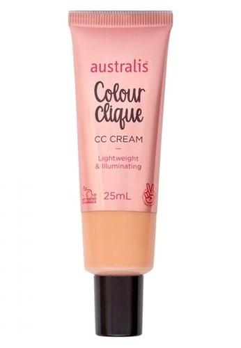 Australis: Colour Clique Correcting Cream - Dark