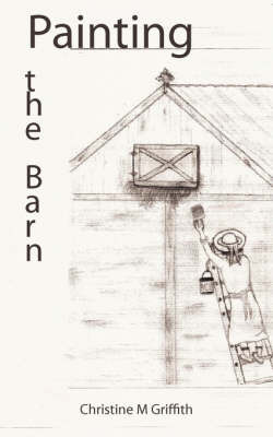 Painting the Barn by Christine M Griffith image