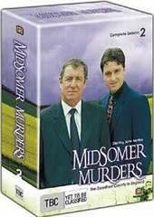 Midsomer Murders - Complete Season 2 (2 Disc Set) on DVD