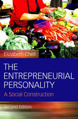 The Entrepreneurial Personality by Elizabeth Chell image