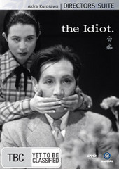 The Idiot on DVD