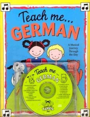 Teach Me German by Judy Mahoney image