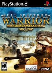 Full Spectrum Warrior: Ten Hammers for PlayStation 2