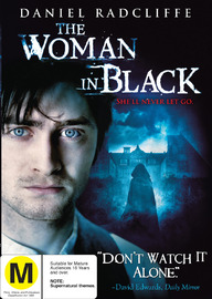 The Woman in Black on DVD