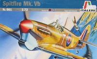Italeri Spitfire Mk. Vb 1:72 Model Kit