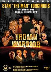 Trojan Warrior on DVD
