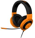 Razer Kraken Pro Neon Gaming Headset (Orange) for PC Games