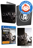 Tom Clancy's Rainbow 6 Siege Steelbook Edition for PS4