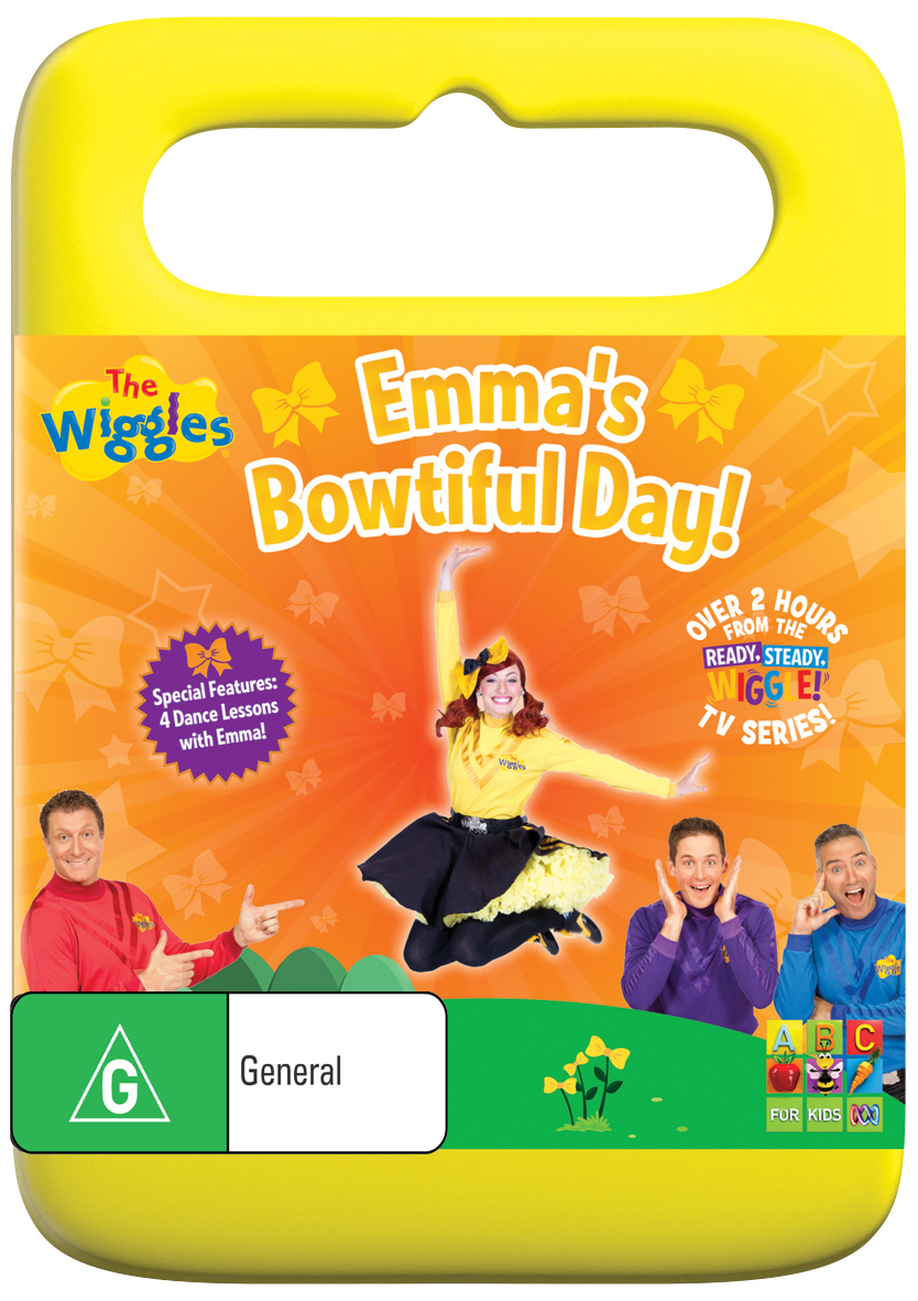 The Wiggles: Emma's Bowtiful Day! on DVD image