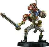 """Zelda Skyward Sword Scervo 10"""" Figure"""