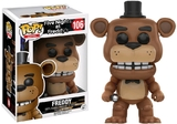 Five Nights at Freddy's - Freddy Pop! Vinyl Figure