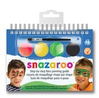 Snazaroo Book Kit - Boys