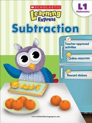 Subtraction by Scholastic