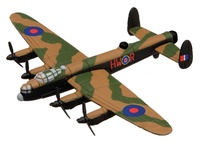 Corgi: Showcase Avro Lancaster - Diecast Model