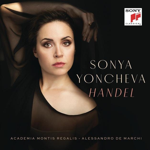 Sonya Yoncheva - Handel by Sonya Yoncheva
