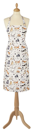 Ulster Weavers Cotton Apron MF Cats