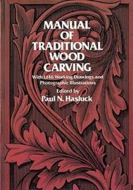 Manual of Traditional Woodcarving image