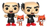 Smurfs - Gargamel (with Azrael) Pop! Vinyl Figure
