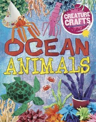 Creature Crafts: Ocean Animals by Annalees Lim image