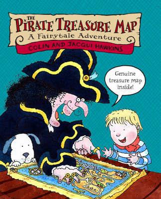 Pirate Treasure Map by Colin Hawkins image