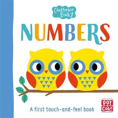 Chatterbox Baby: Numbers by Pat-A-Cake