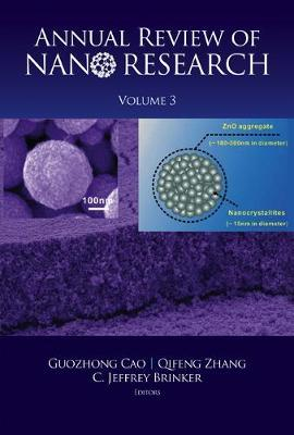 Annual Review Of Nano Research, Volume 3 image