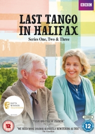 Last Tango In Halifax Series 1-3 DVD on DVD