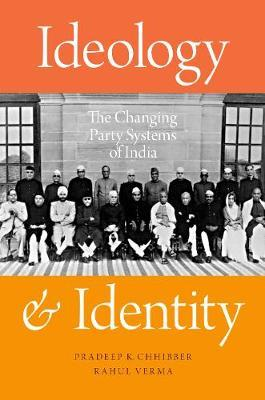 Ideology and Identity by Pradeep K Chhibber image